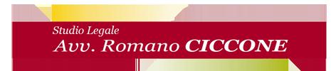 Studio Legale Avv.Romano Ciccone
